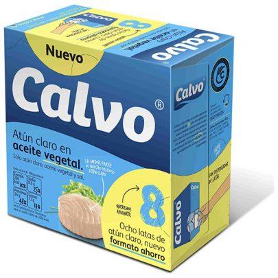 Atún Calvo Aceite Girasol