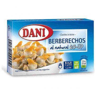 Berberechos Dani 65-UP